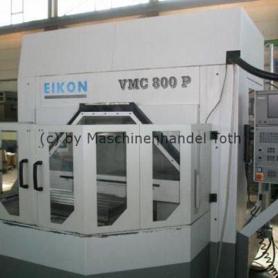 Bearbeitungszentrum Eikon VMC 800 P WZW