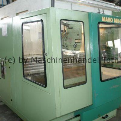 CNC Fräsmaschine Maho 600 C