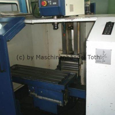 CNC Bohrmaschine Alzmetall AC 28