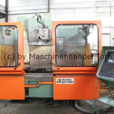 CNC Bettfräsmaschine Gambin 120 C