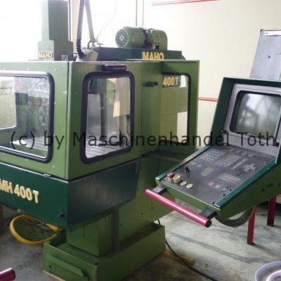 CNC Fräsmaschine Maho 400 T