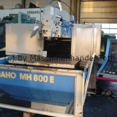 CNC Fräsmaschine Maho 800 E, teilüberholt wegen Geschäftsaufgabe