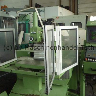 CNC Fräsmaschine Maho 500 C wegen Geschäftsaufgabe