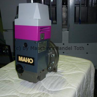 Fräskopf vertikal für Maho 800