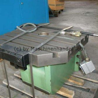 Deckel fp4 aufspanntisch maschinenhandel toth for Deckel drehmaschine