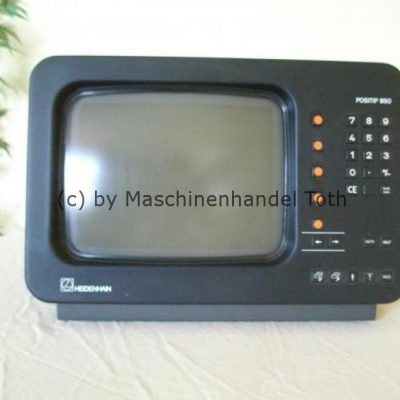 Heidenhain Monitor PT 850 M5