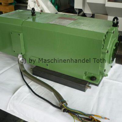 Drehstrommotor No. 117 188 Typ DM 112 / L 4 wegen Geschäftsaufgabe