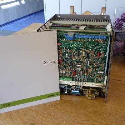 Siemens Simoreg 6 RA 2625-6 DV 51-1C