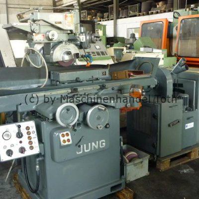 Flachschleifmaschine Jung HF 50 RD Diaform mit Profilabrichtgerät DIAFORM