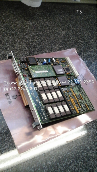 Philips Grundig Platine (CPU) 386 4022 226 2390
