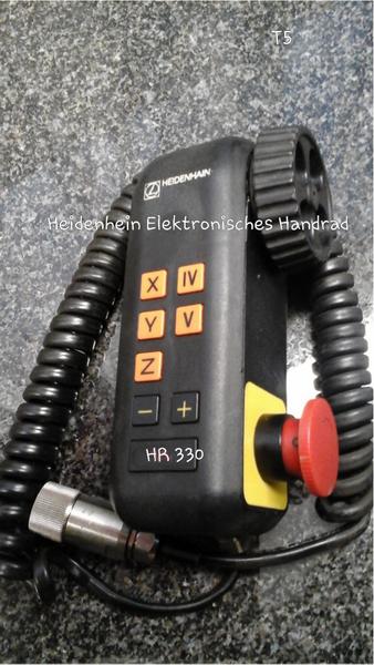 Heidenhain elektr. Handrad Hr 330