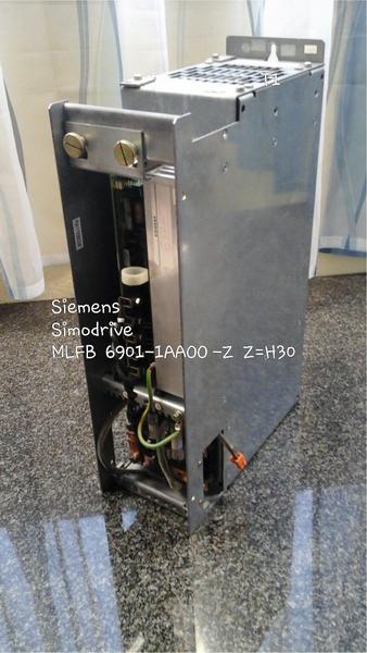 Siemens Simodrive MLFB 6901-1AA00-Z, Z=H 30