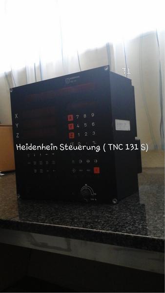 Heidenhain Steuerung TNC 131 S