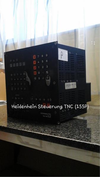 Heidenhain Steuerung TNC 155 P