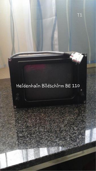 Heidenhain Bildschirm BE 110