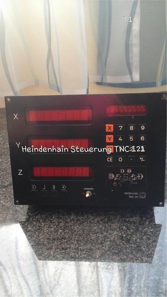 Heidenhain Steuerung TNC 121
