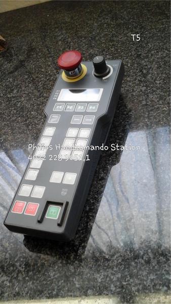 Philips Handkommando-Station 4022 228 3051.1