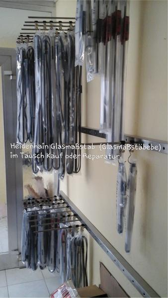 Heidenhain Glasmaßstab (Glasmaßstäbe) im Tausch, Kauf oder Reparatur