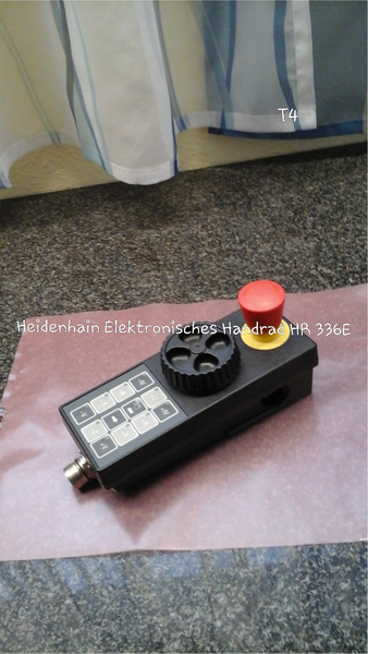 Heidenhain elektr. Handrad HR 336 E