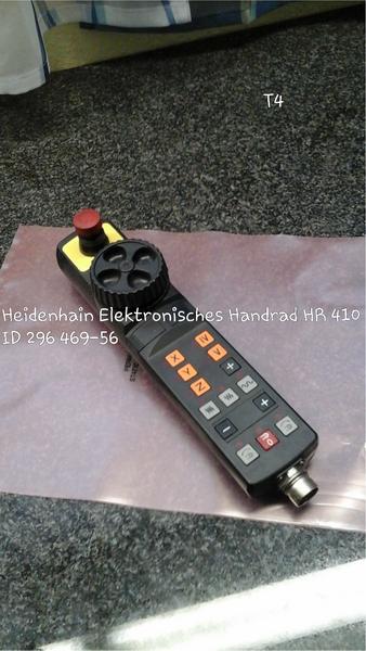 Heidenhain elektr. Handrad HR 410, ID 296 469-54