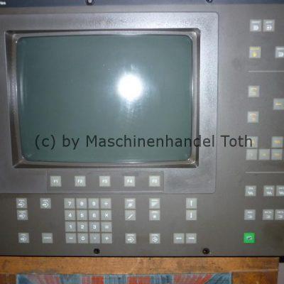 Tastatur Bildschirm Philips 3000 CNC Drehmaschine Böhringer wegen Geschäftsaufgabe