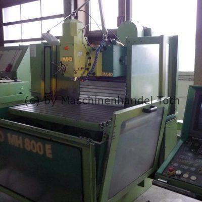 CNC Fräsmaschine Maho 800 E