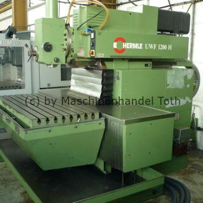 CNC Fräsmaschine Hermle UWF 1200 H