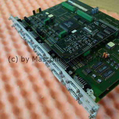 Philips Millplus Heidenhain Meßsystemplatine DAX 3   4022-229-3091 u. DAX 3  4022-229-3061