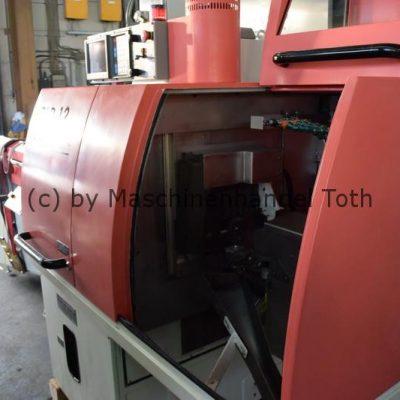 CNC Drehmaschine Gildemeister GLD 12 mit Stangenlader, wegen Geschäftsaufgabe