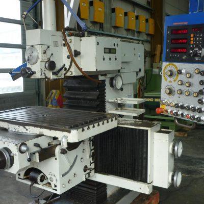 CNC Fräsmaschine Maho 800 P TNC 121 Heidenhain