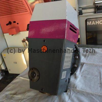 Vertikal-Fräskopf  Maho 800 C, 1200 wegen Geschäftsaufgabe