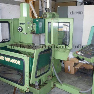 CNC Fräsmaschine Maho 400 E, wegen Geschäftsaufgabe