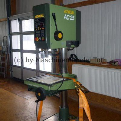 Ständerbohrmaschine Alzmetall AC 25 wegen Geschäftsaufgabe