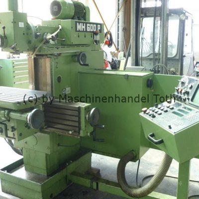 Fräsmaschine Maho 600 P, TNC 135 zum Ausschlachten wegen Geschäftsaufgabe