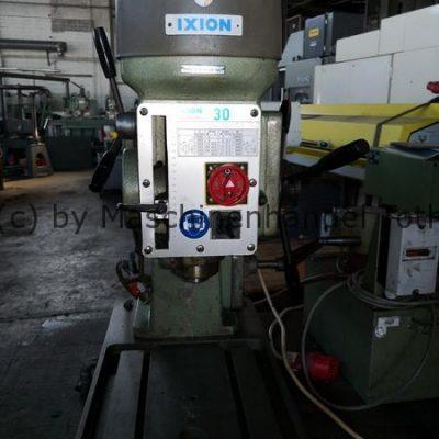 Tischbohrmaschine Ixion BT 30 AV St
