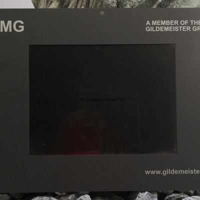 DMG Gildemeister Monitor 12″